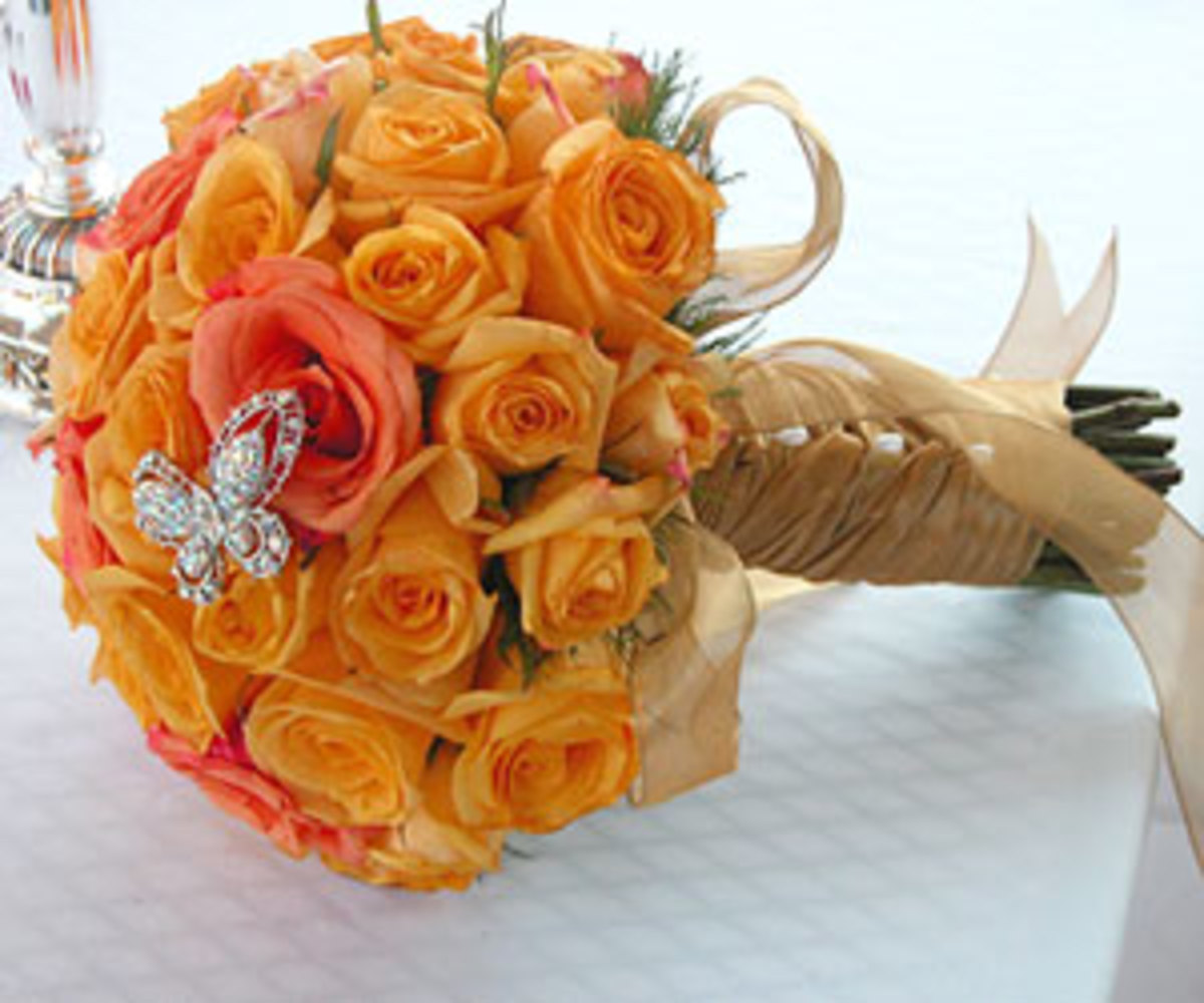 Brides Arrangement