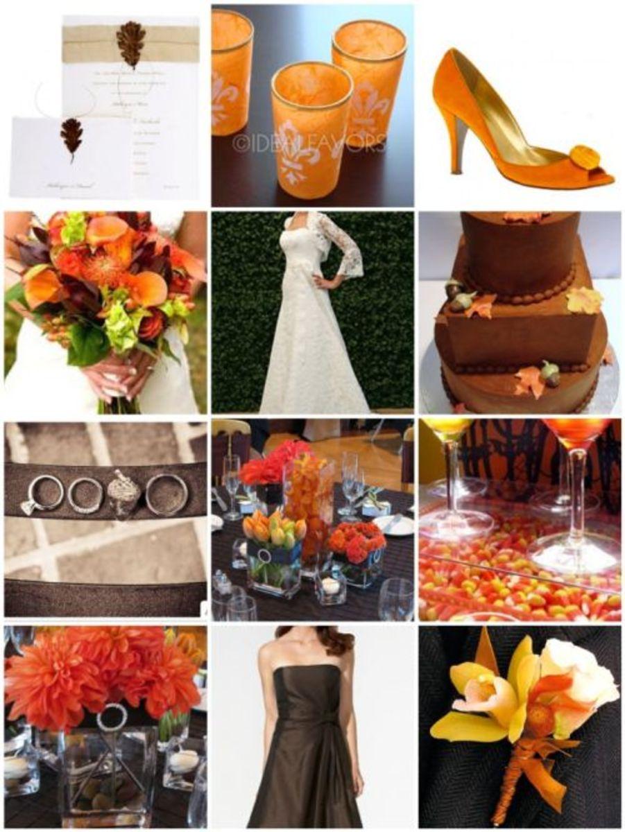 Orange theme