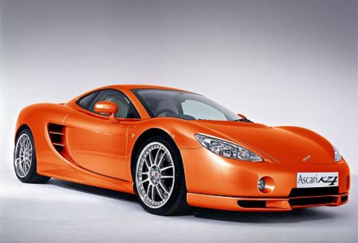Ascari KZ1 - 200mph