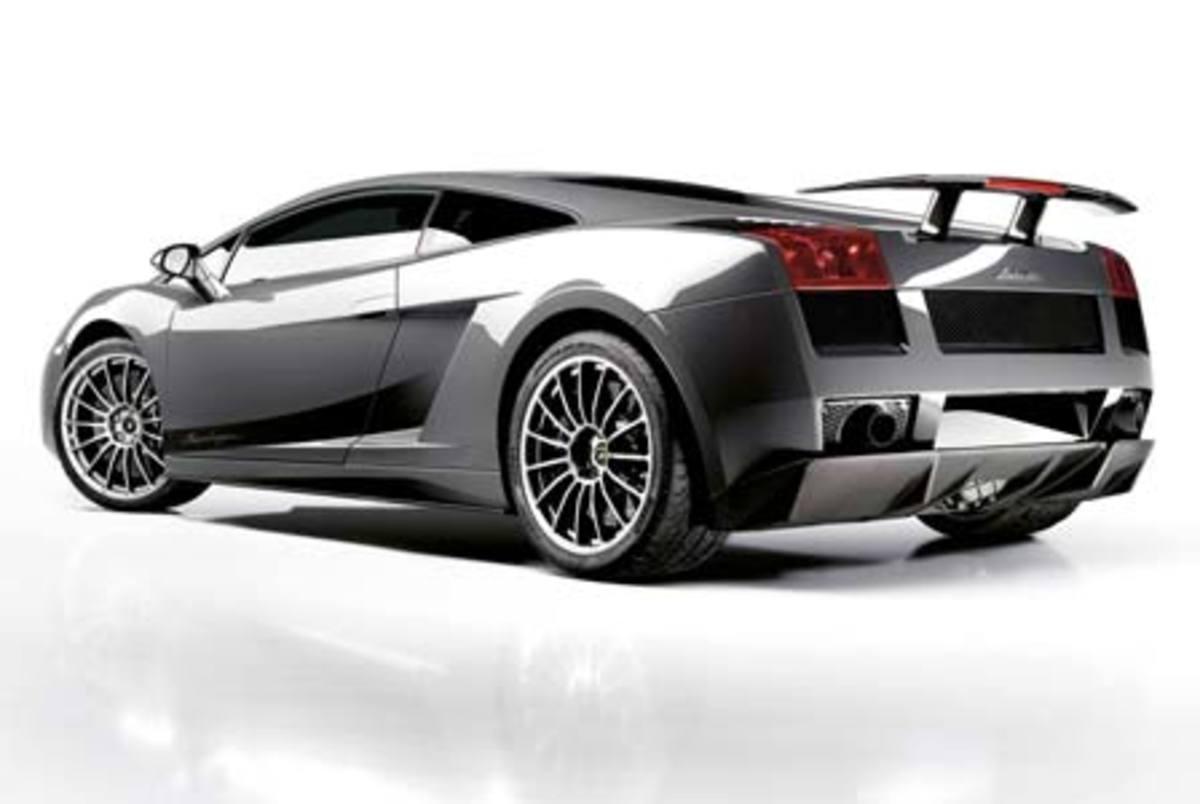 Lamborghini Gallardo Superleggera - 196mph