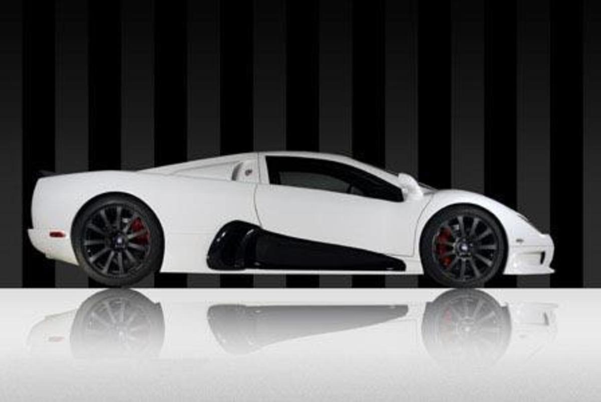 SSC Ultimate Aero - 257mph
