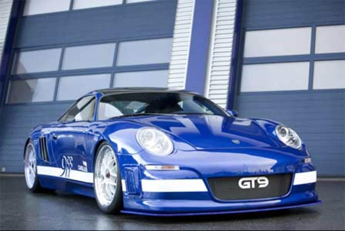 9ff GT9 - 254mph