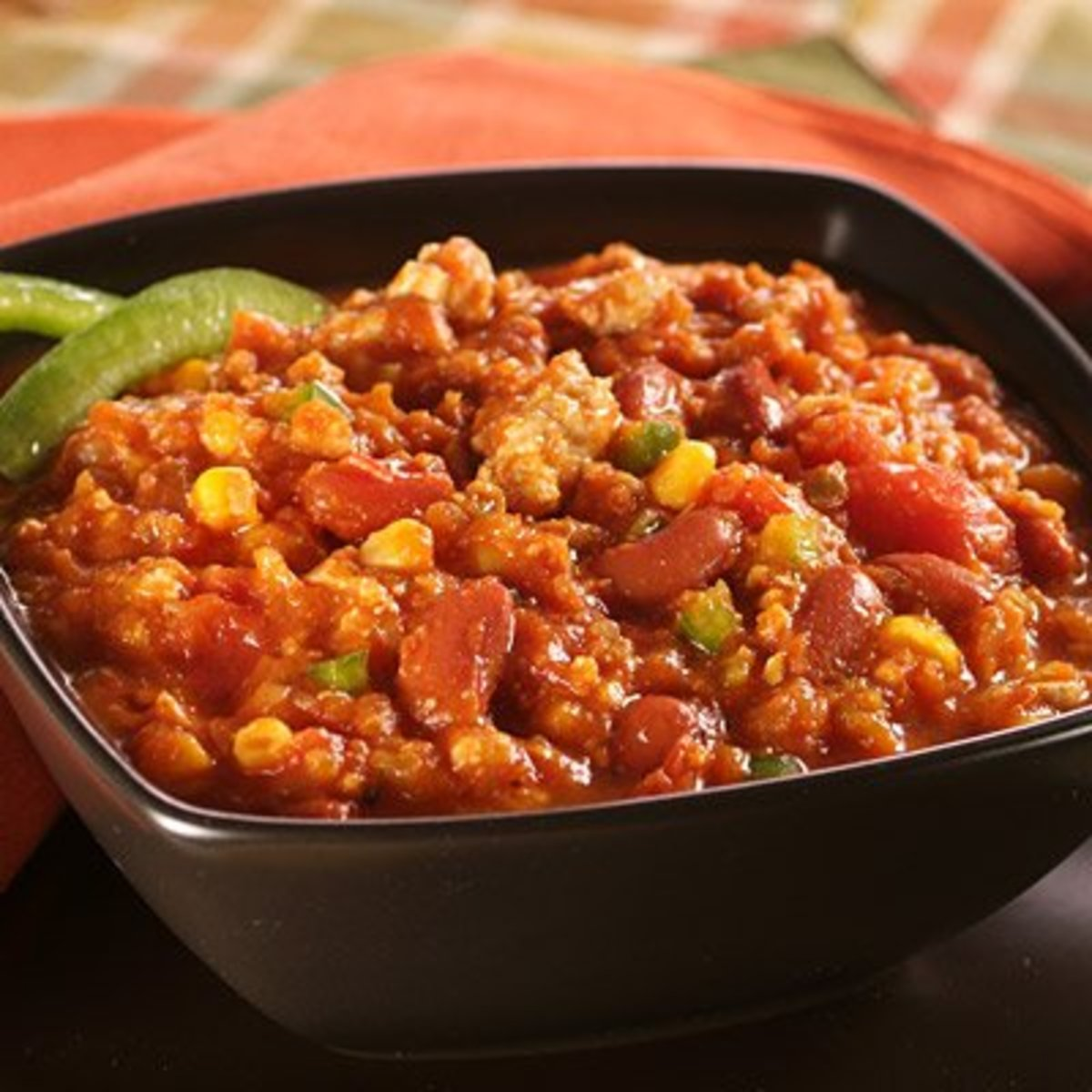 Seafood chili picture