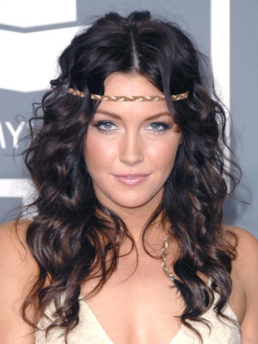 Celebrity Hippie Hairstyles