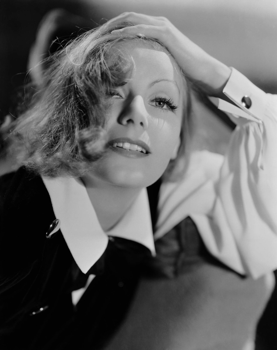 Greta Garbo was a Woman who Looked Great In Cufflinks