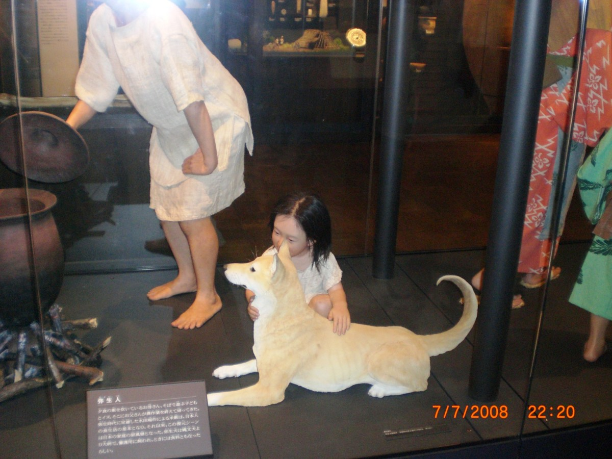 Ueno - Museums Wax Sculpture
