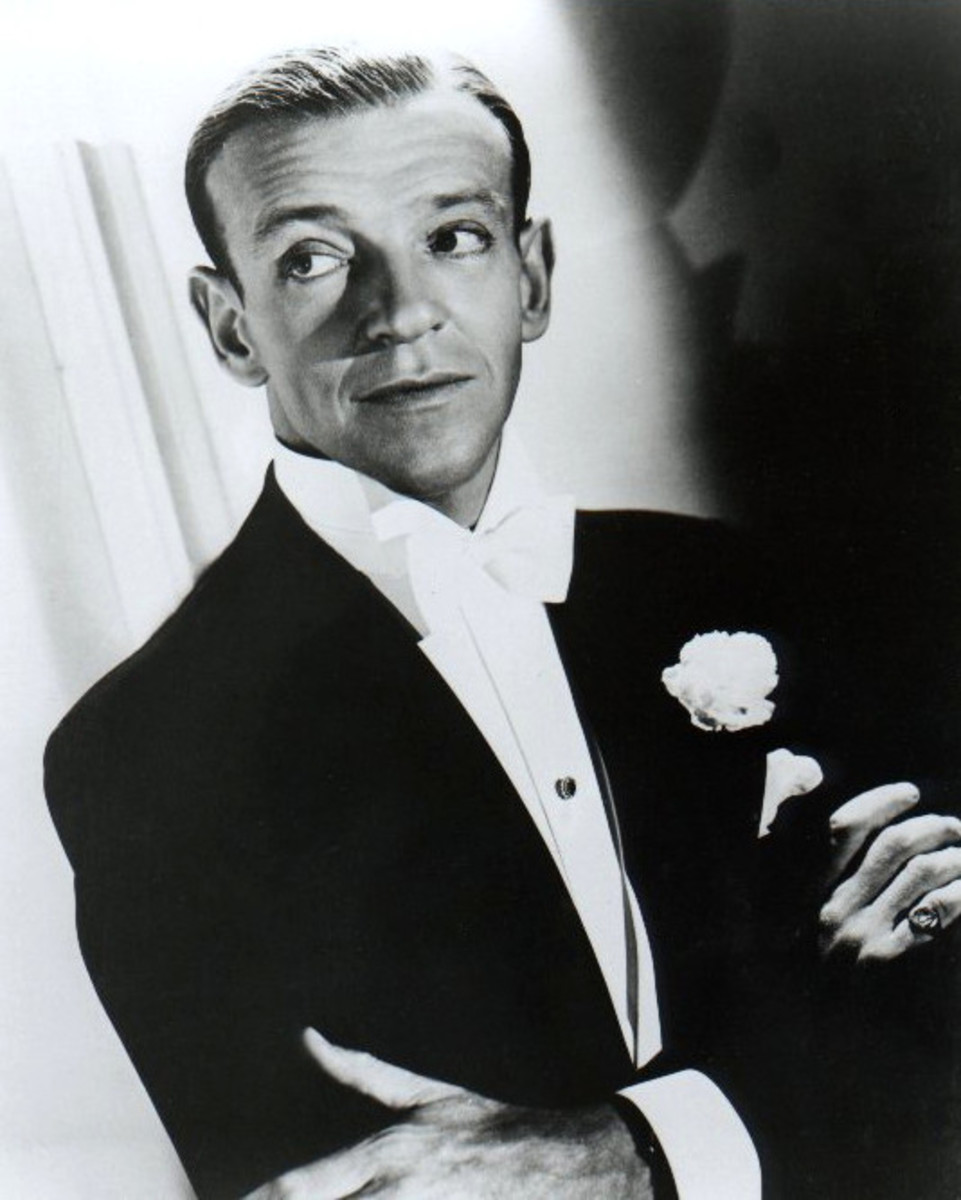Leading man of Hollywood's Golden Age