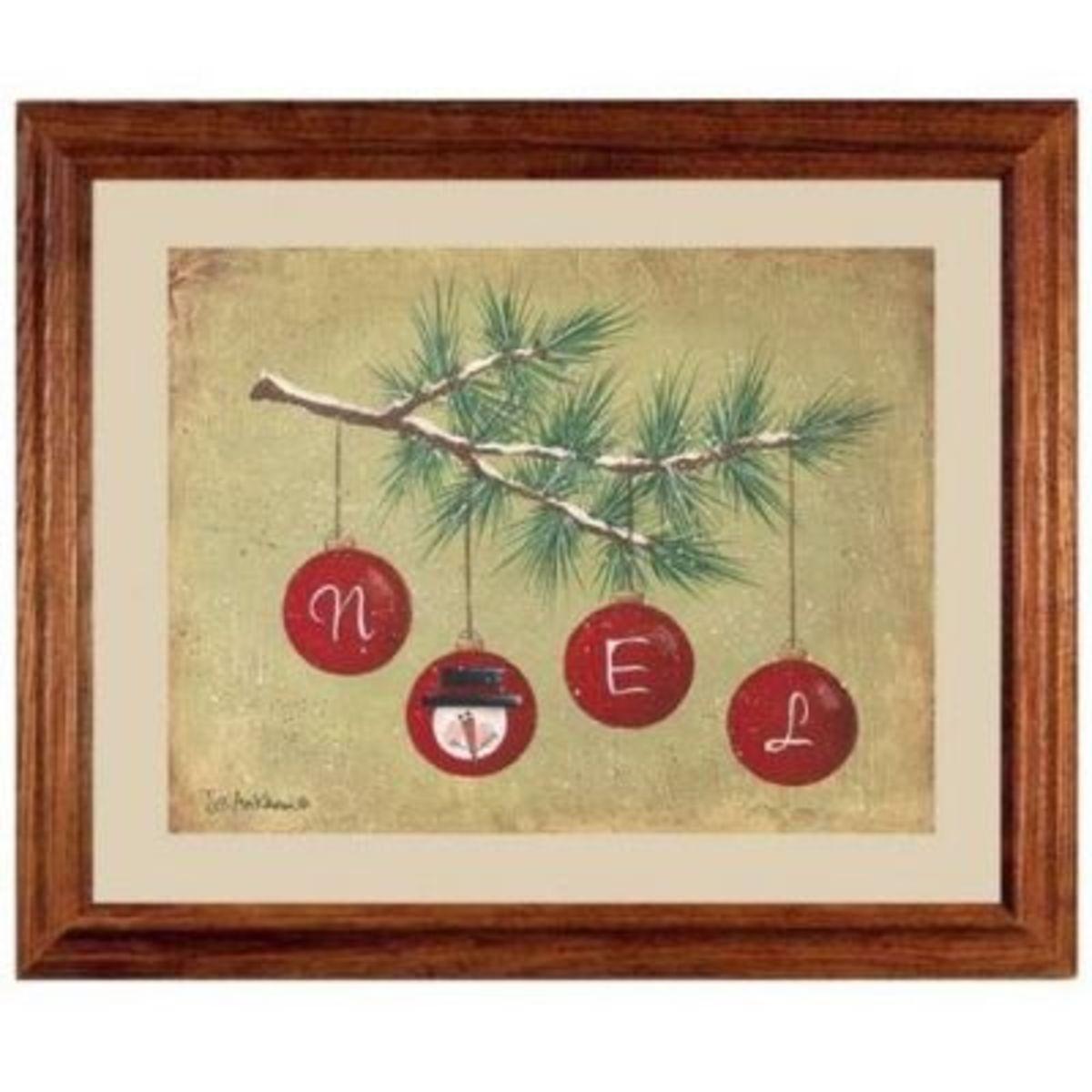 Christmas Folk Art