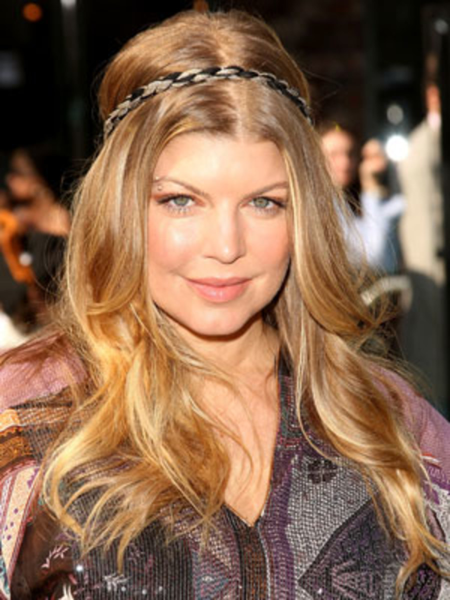 Surprising Celebrity Hippie Hairstyles Hubpages Hairstyle Inspiration Daily Dogsangcom
