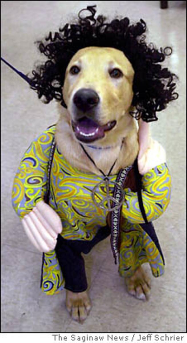 Cha Cha Cha! Peace out, Dog!