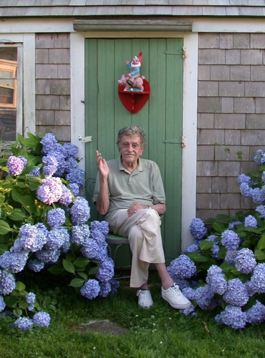 Kurt Vonnegut (1922-2007)