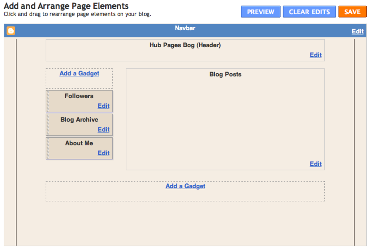 Blogspot layout panel you can drag and drop elements.  The theme will limit which side your sidebar is on.