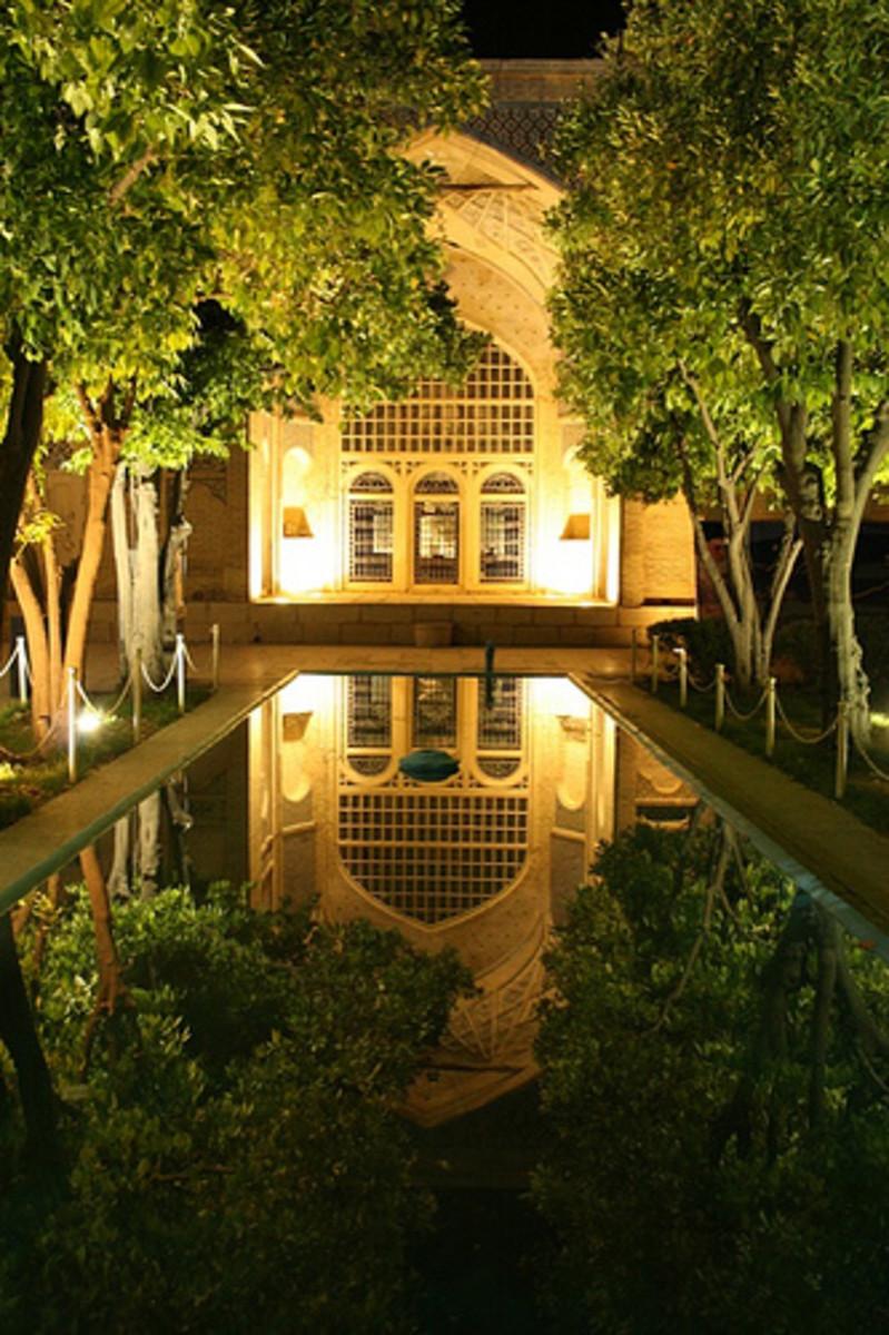 Tomb of Hafez - Iran