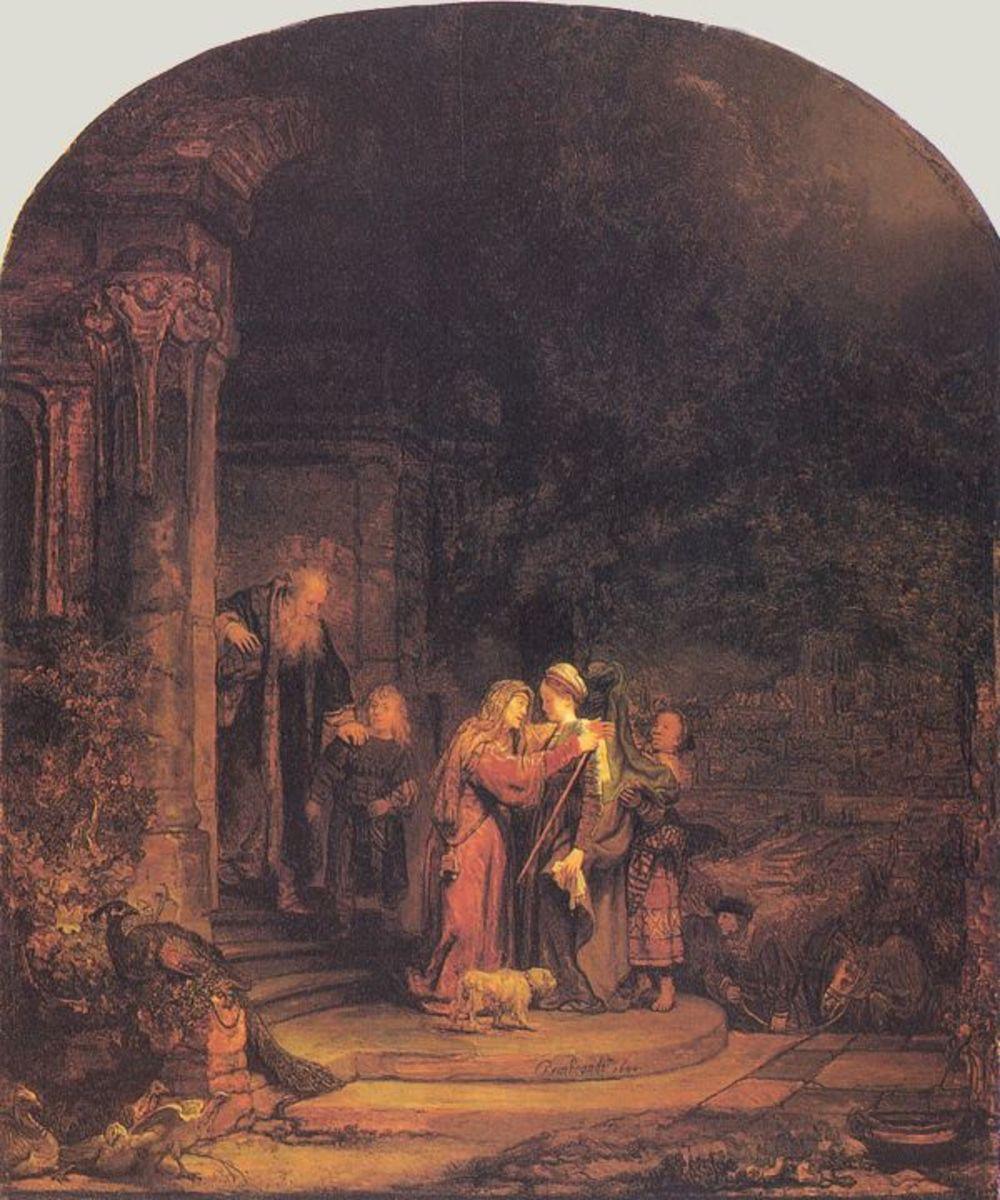 rembrandt-is-my-favorite-artist