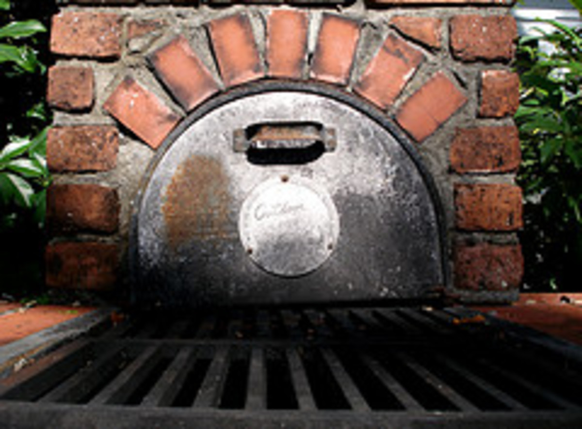 Outdoor Grill and Oven in Miami (Photo courtesy by Boggs Industries from Flickr)