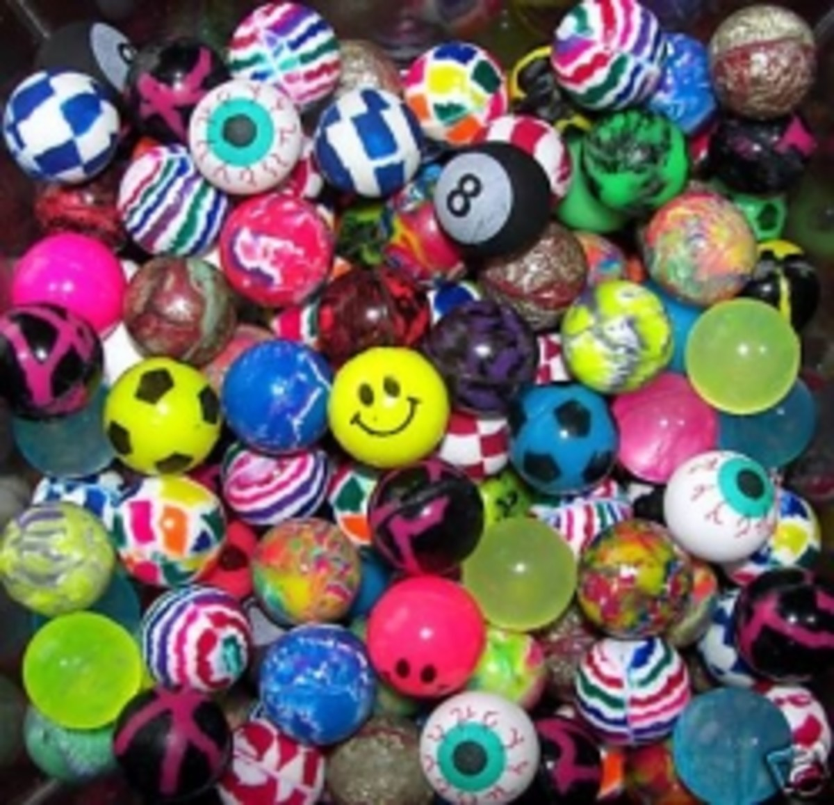 The History Of Bouncy Balls