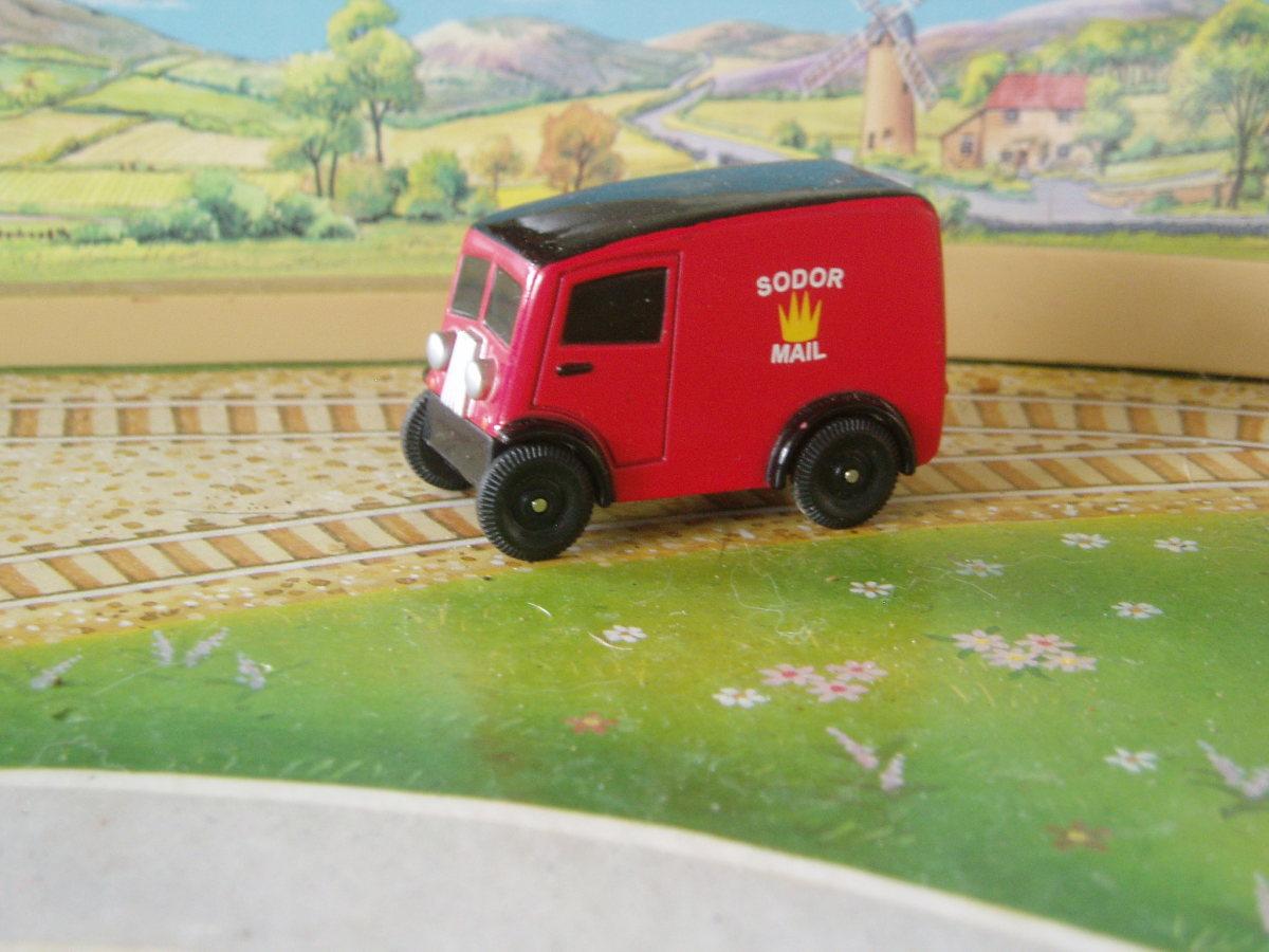 Sodor Mail Car