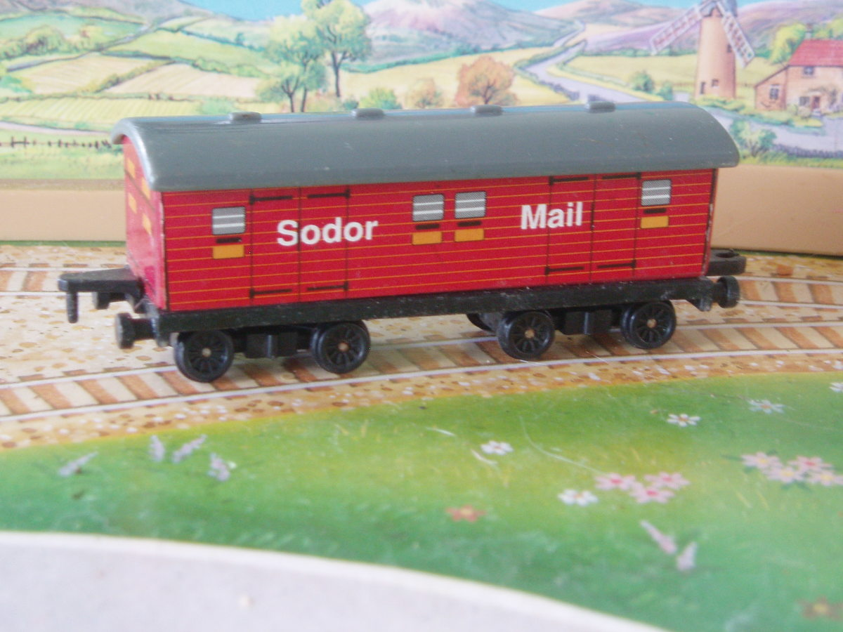 Percy's Mail Coach