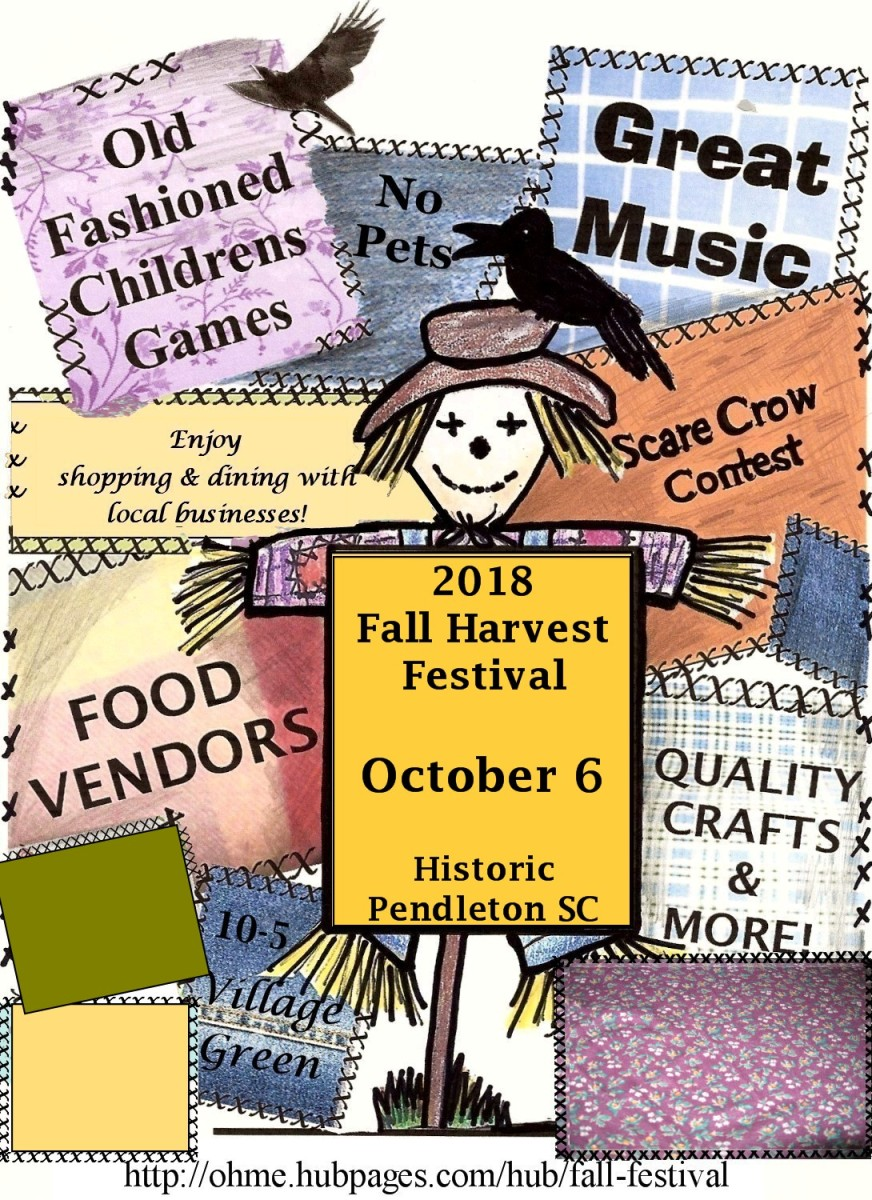 I am on the advertising committee for our town's Fall Harvest Festival and have learned a lot about what works.