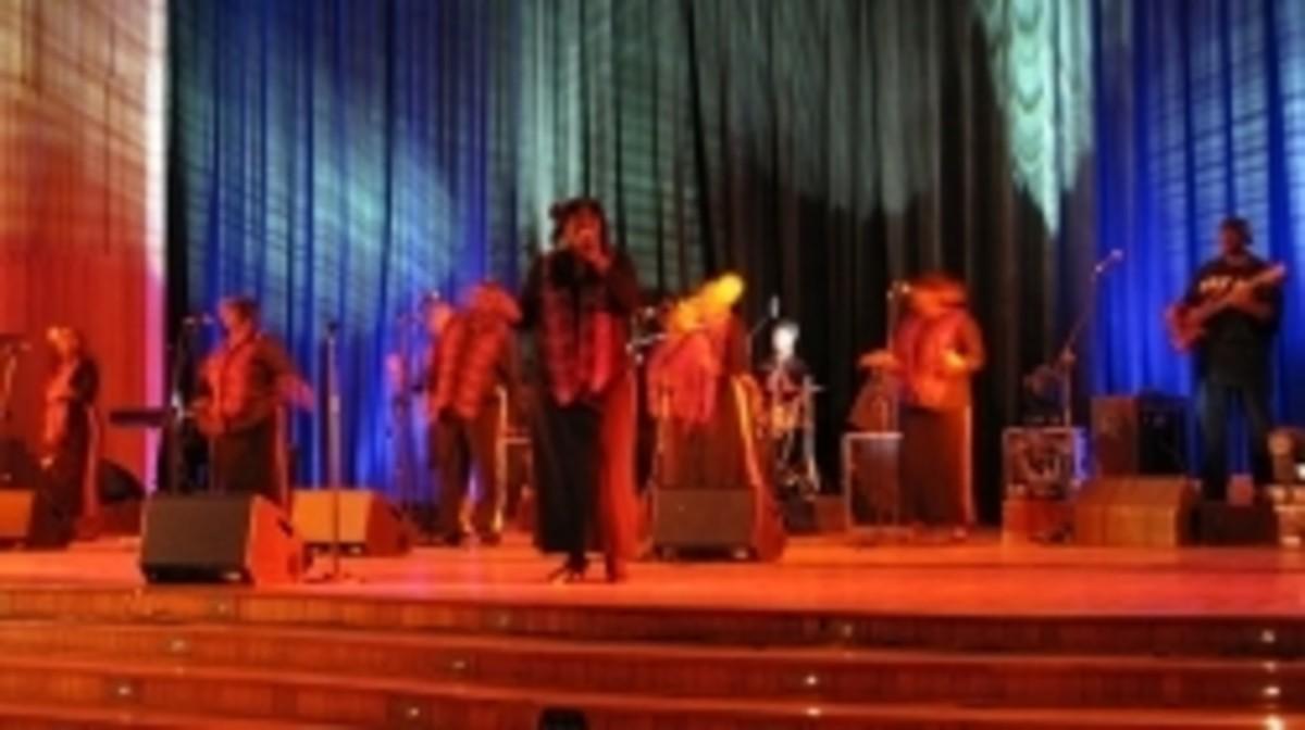 Harlem Gospel Choir.  Courtesy Wikimedia Commons.