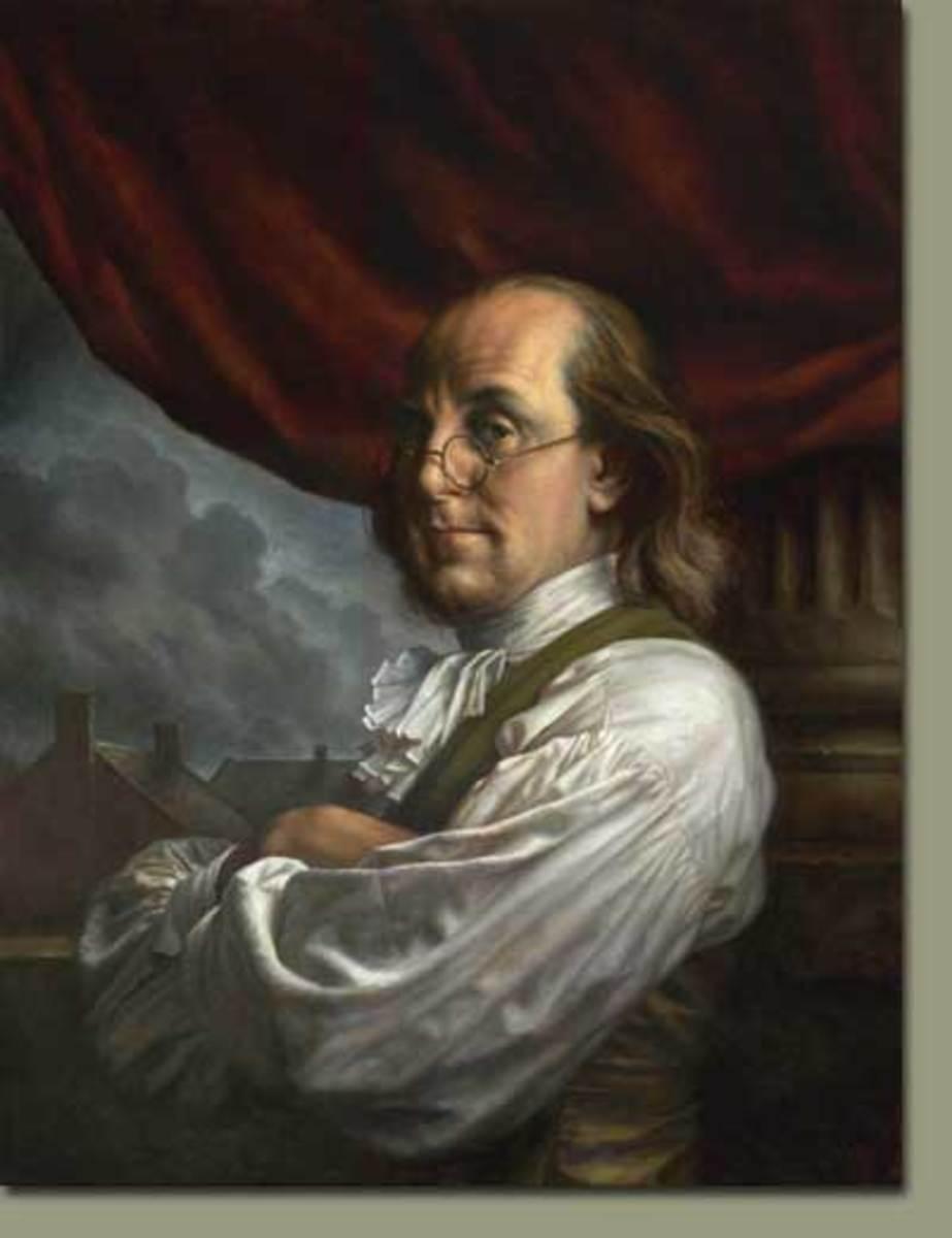 Ben Franklin started the bifocal industry