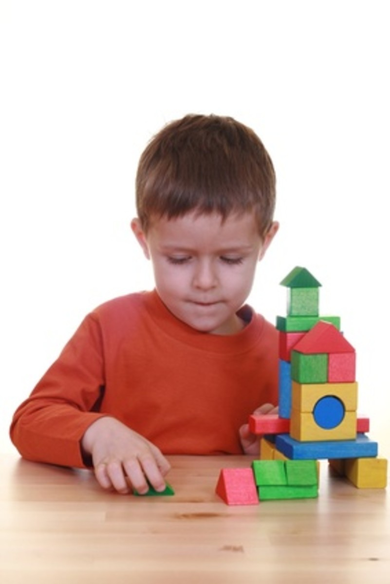 Construction Toys and Building Blocks for Toddlers and Preschoolers