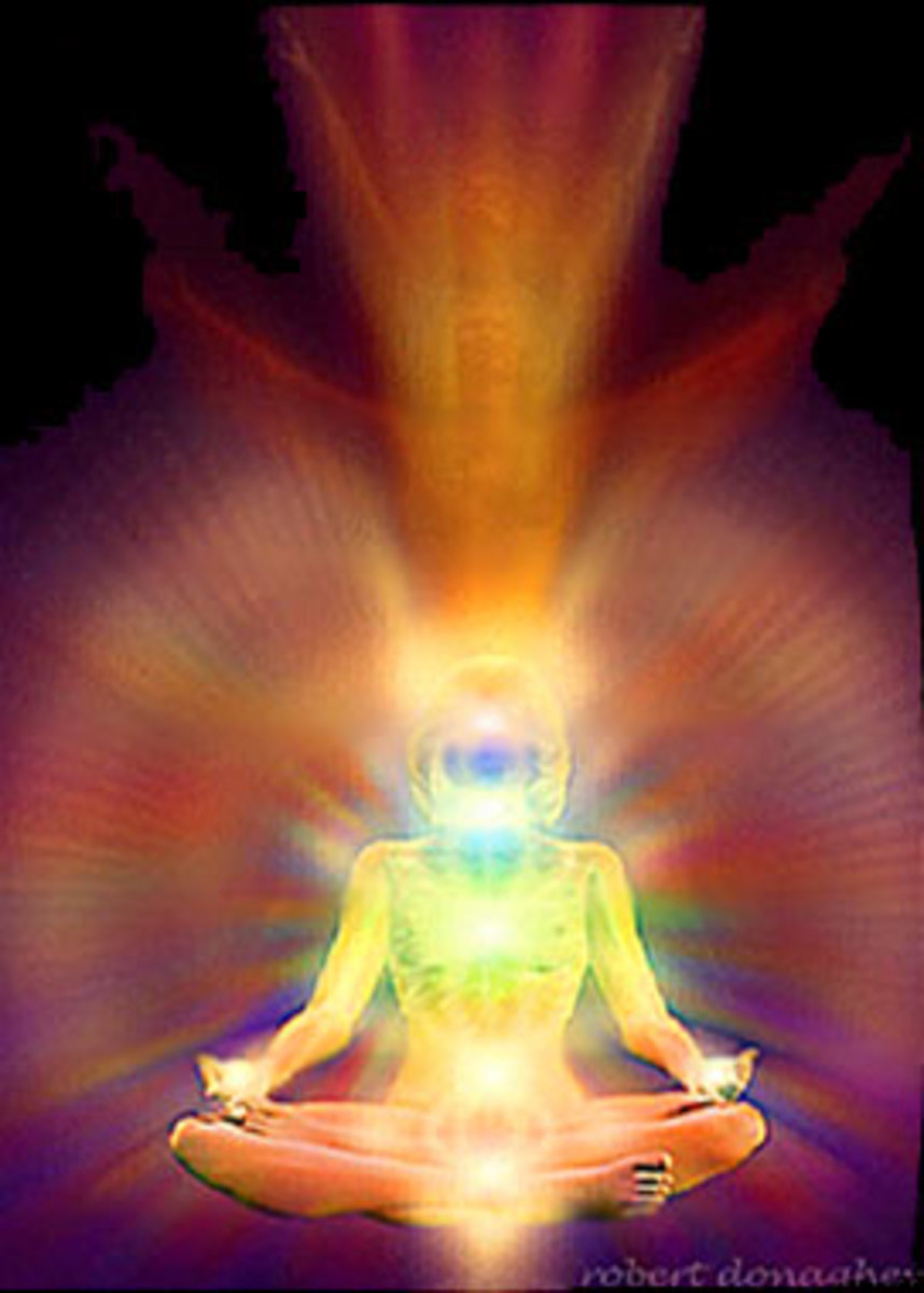 AURA - our  mighty energetic field