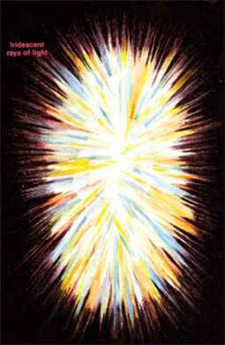 spiritual - celestial body