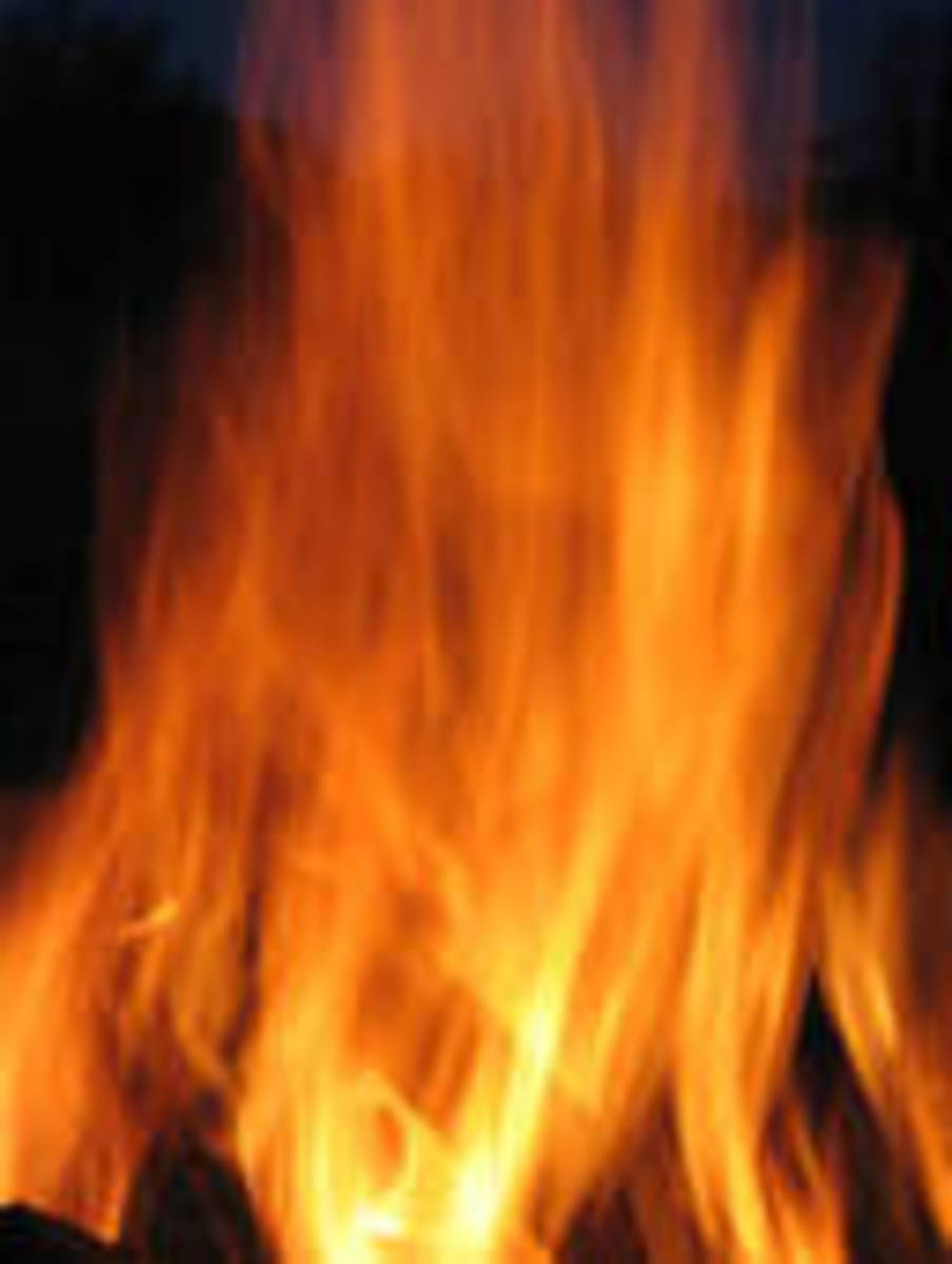The Transforming Power of Fire Baptism