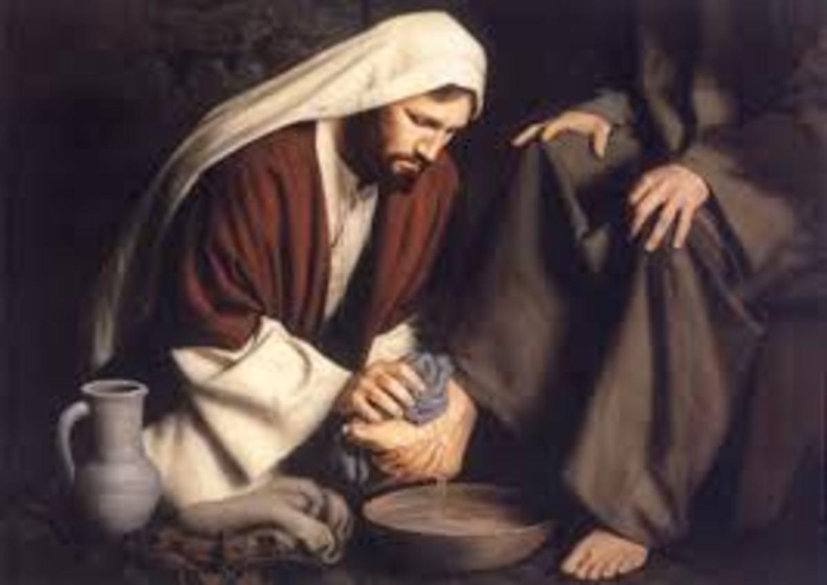 Am I My Brother's Keeper? (Part 1. Jesus' Mandate: Love the Brethren)