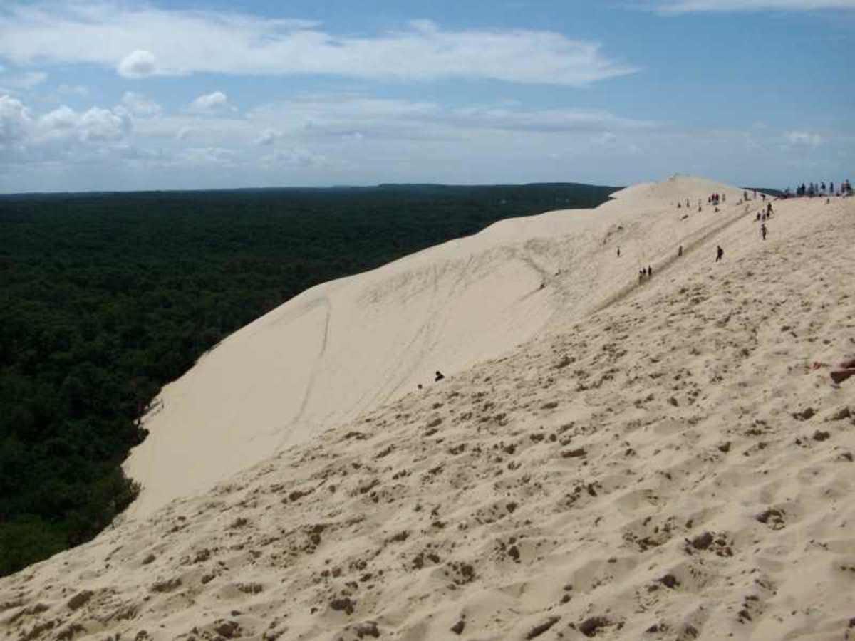 La Grande Dune Du Pyla, France