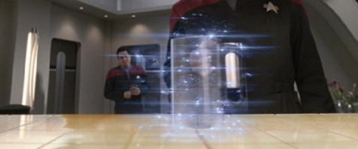 Star Trek Replicator Technology Becomes Reality