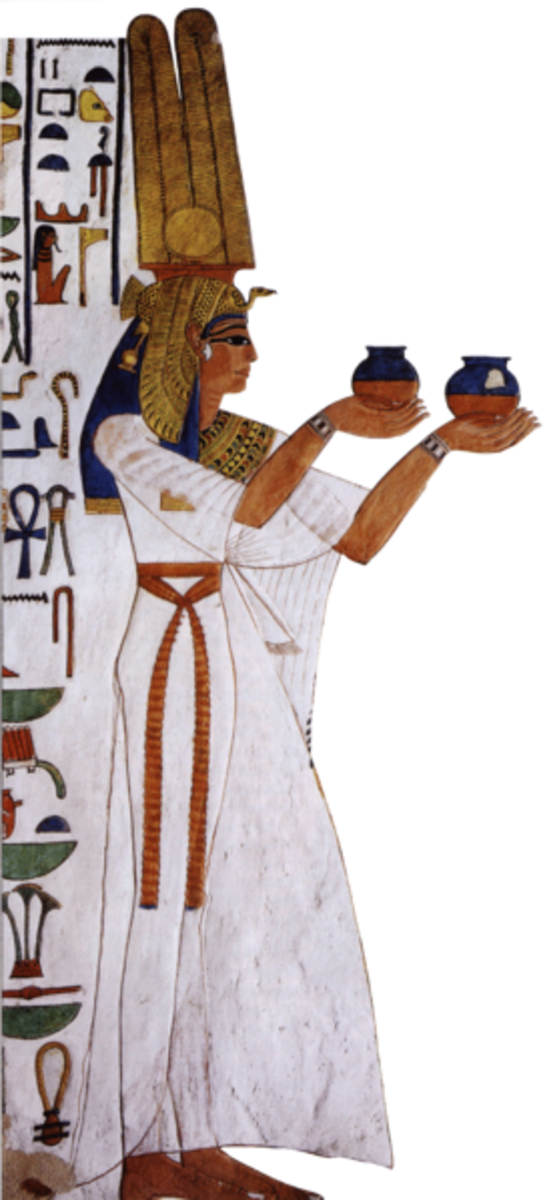 Nefertari – Ramesses II's Beloved Queen
