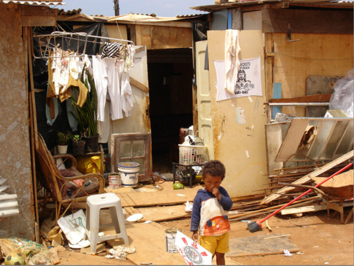 Facts & Statistics About Poverty in Brazil