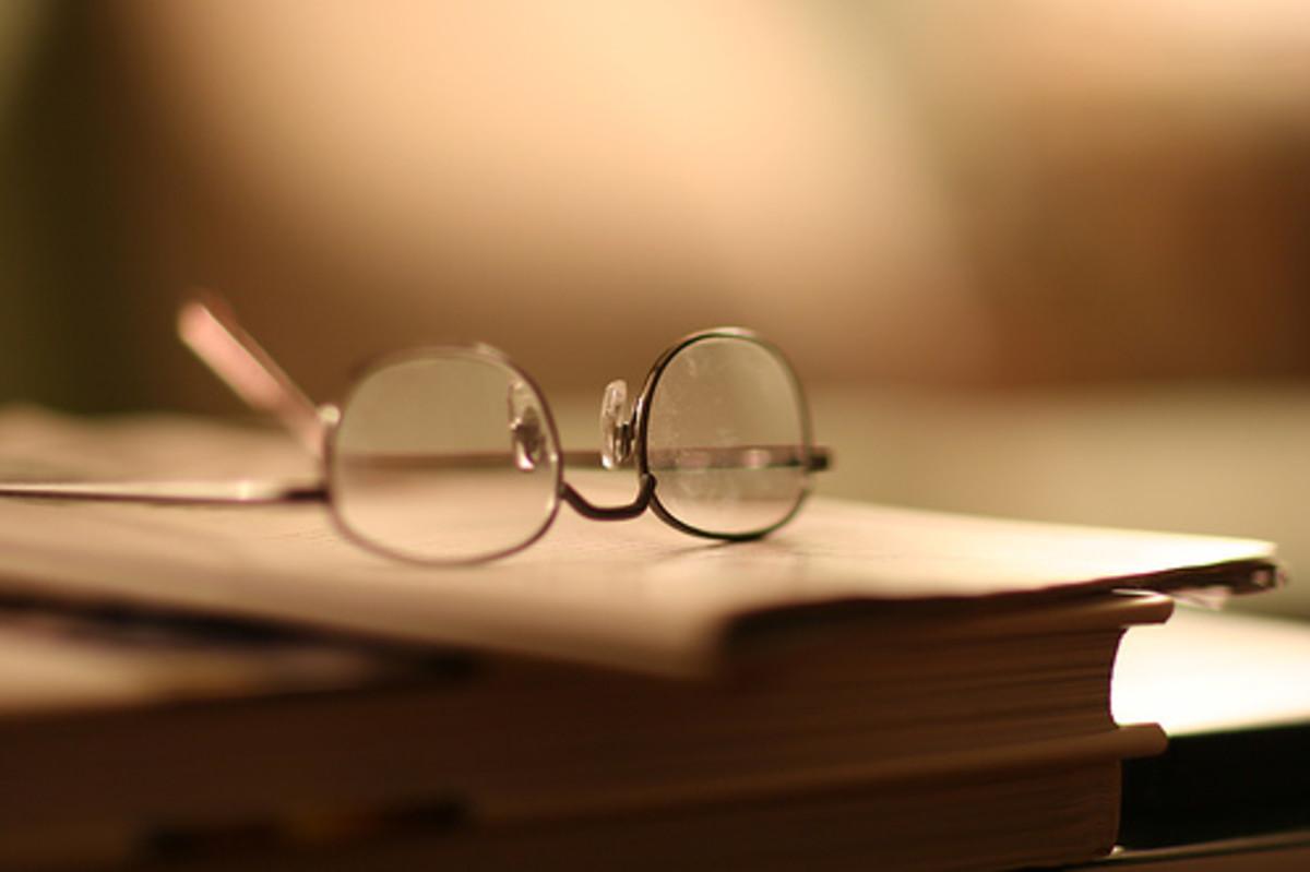 Glasses - Need 'Em? Get 'Em!