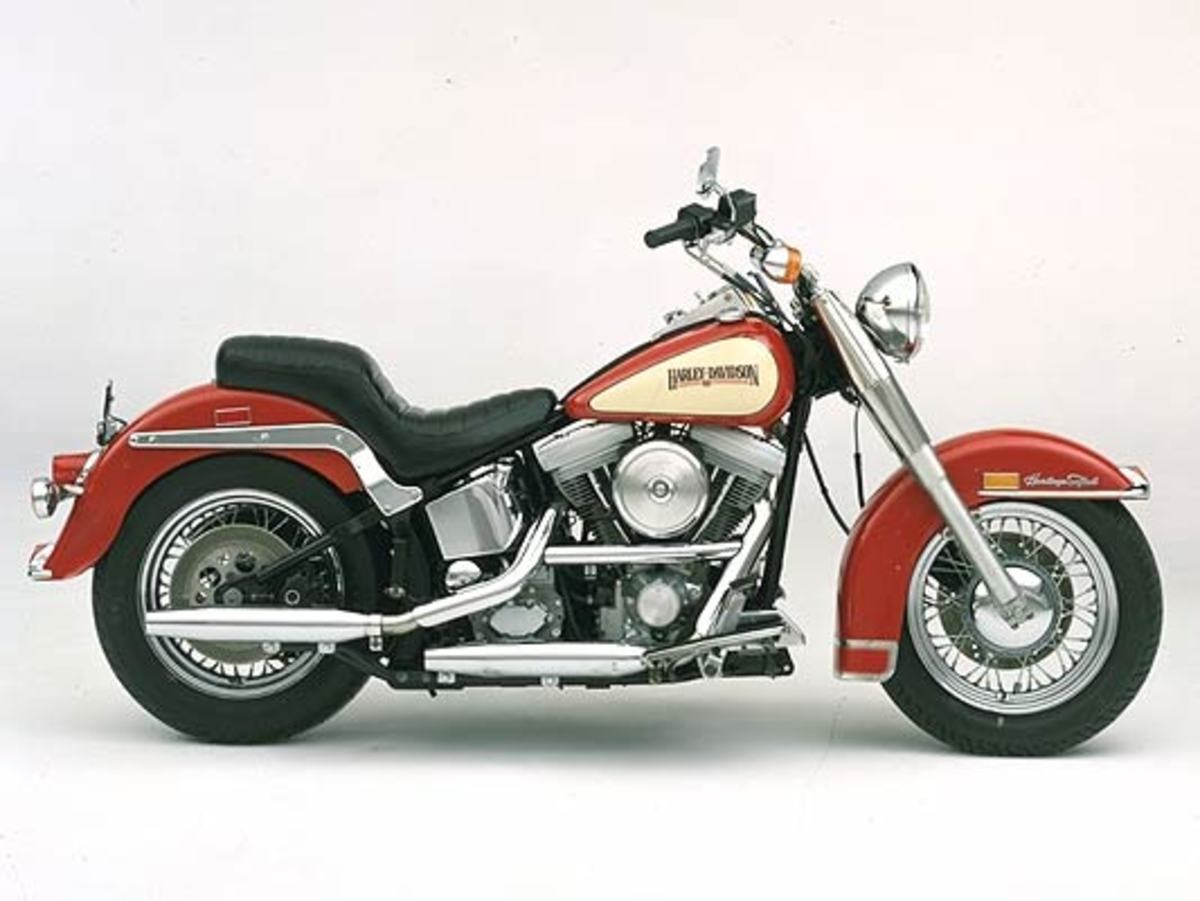 The Heritage © 2001-2009 H-D.