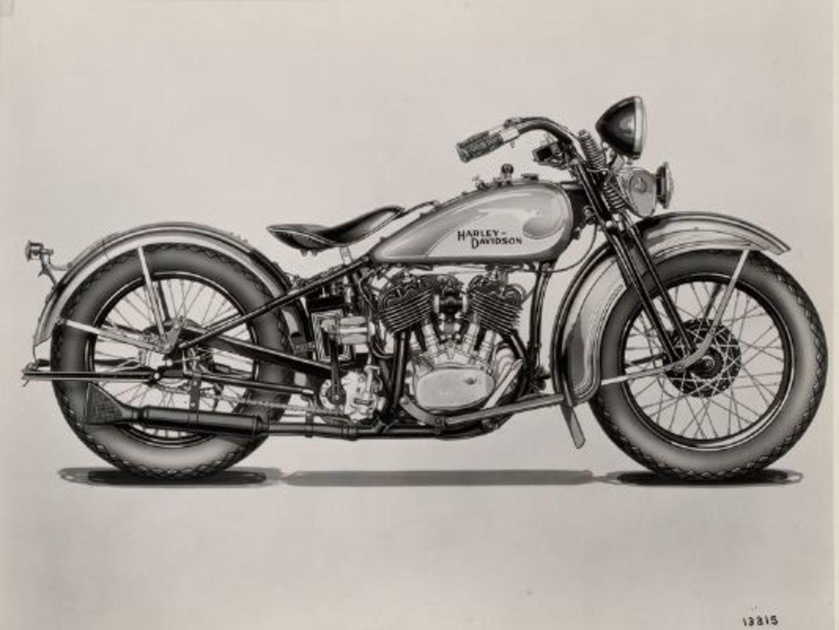 1933 R-Series © 2001-2009 H-D.