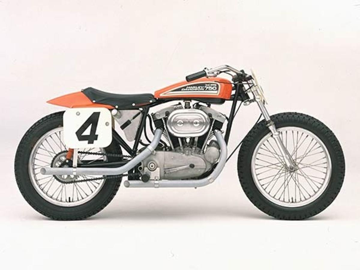 1970 XR-750 © 2001-2009 H-D.