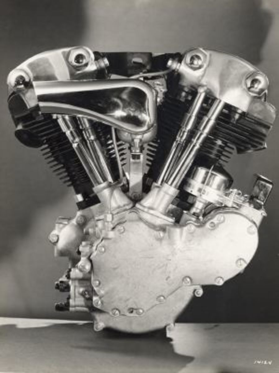 The Knucklehead © 2001-2009 H-D.