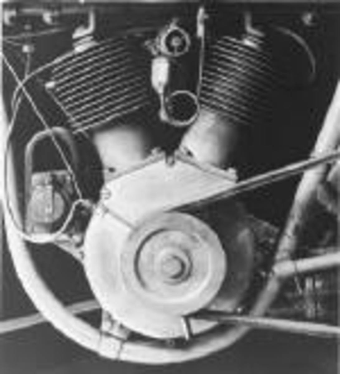 The First V-Twin 1909-1911