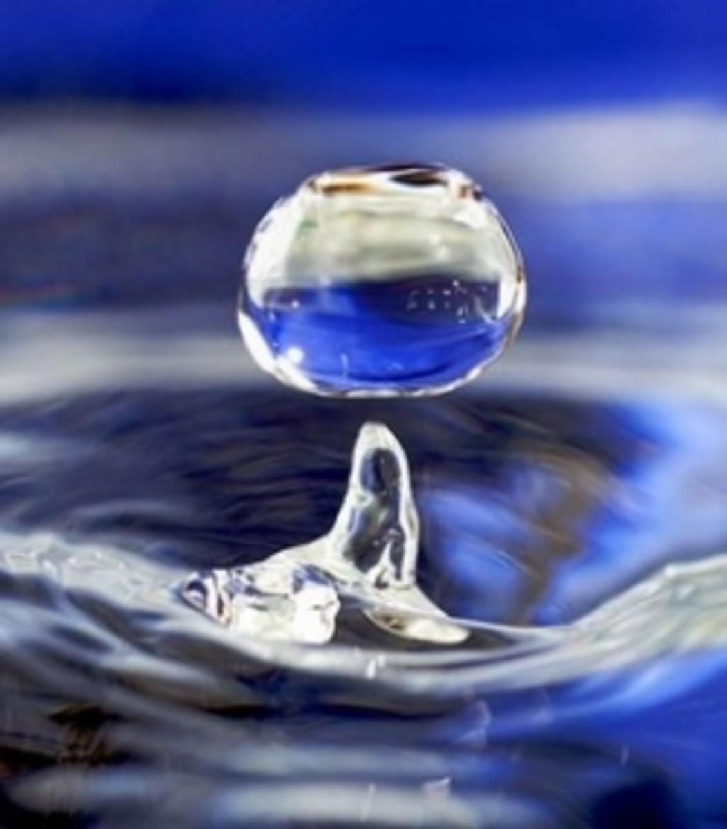 Water Drop Photo Wikimedia José Manuel Suárez