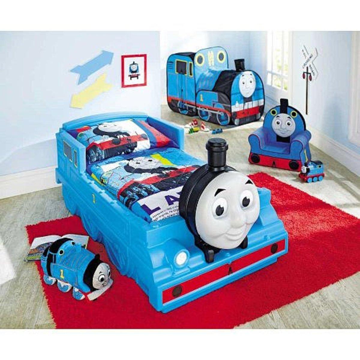 thomas-the-train-room-decor
