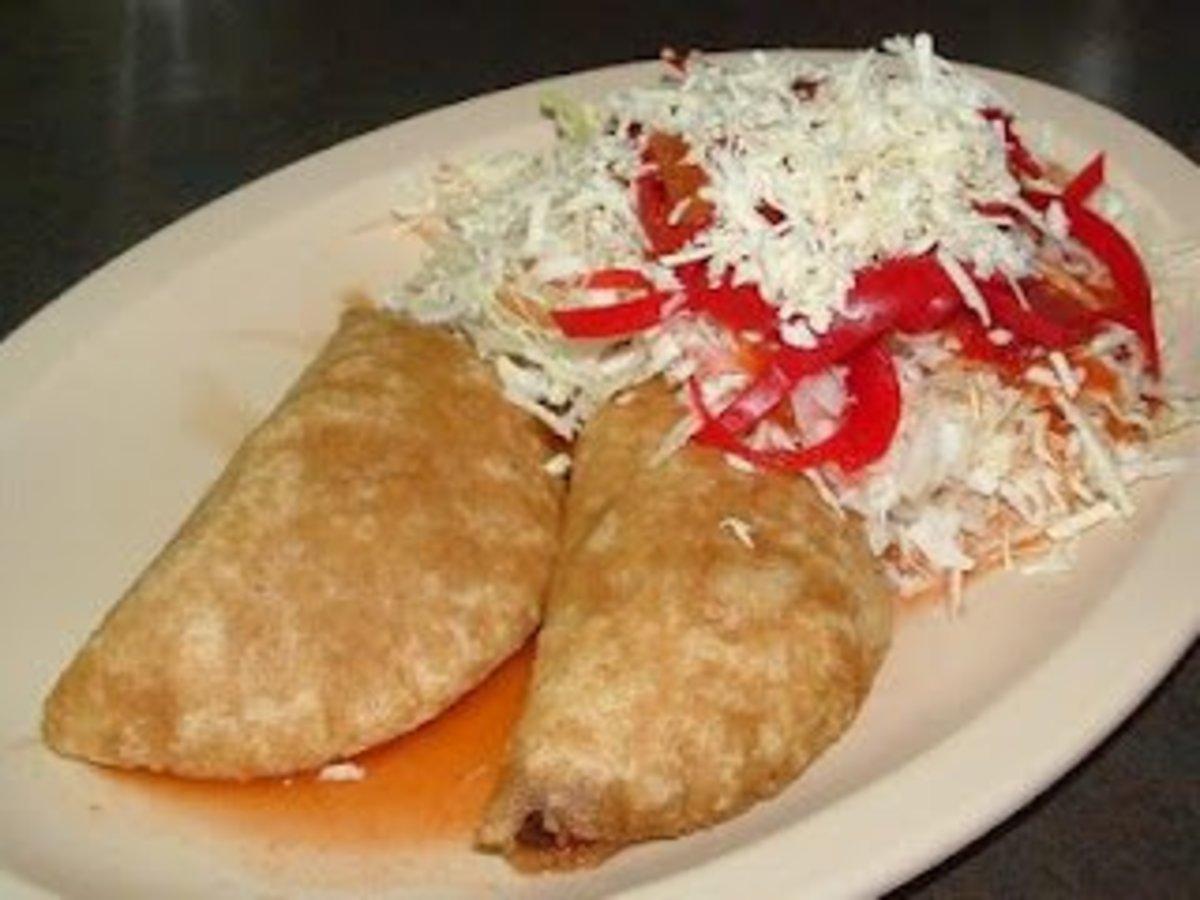 Traditional Honduran Foods & Desserts