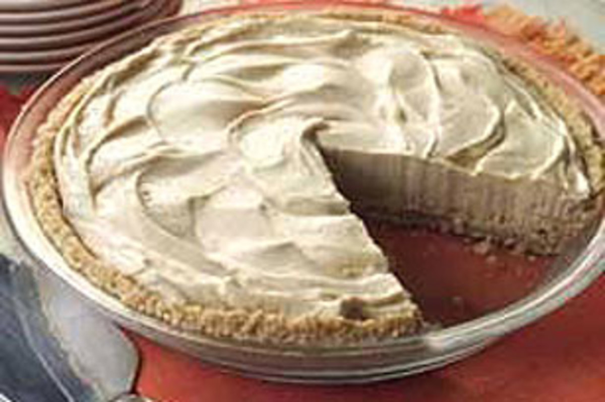 Peanut Butter Pie Is So Delicious