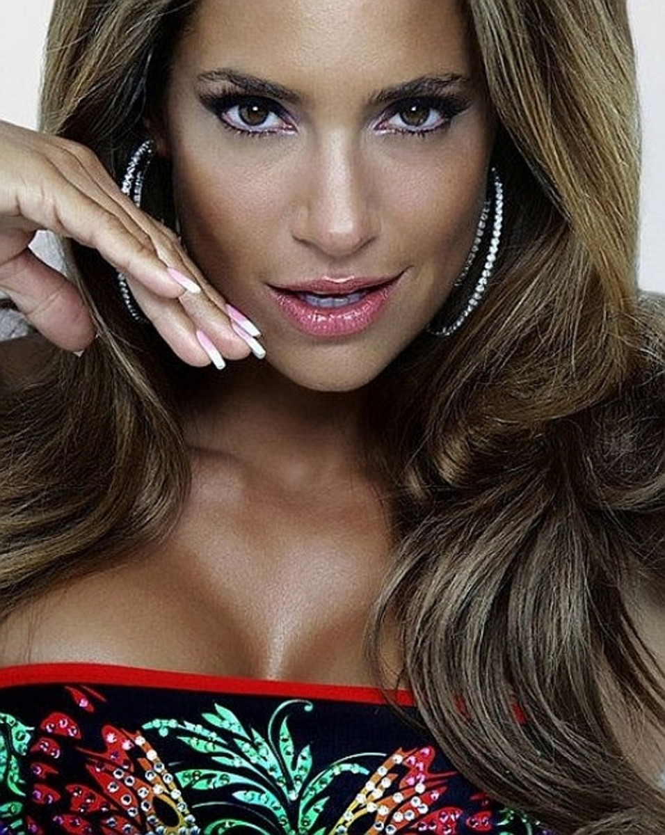Jennifer Nicole Lee - Female Fitness Models