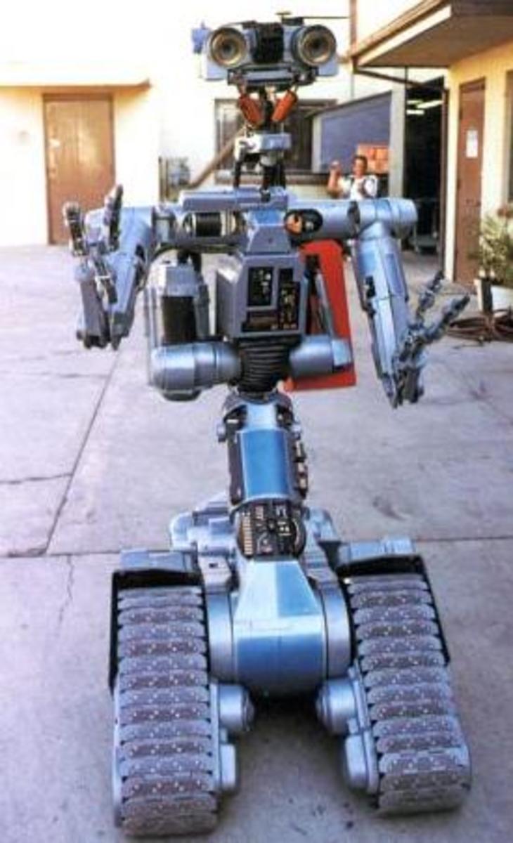 a review of the movie short circuit Short circuit est un film réalisé par john badham avec ally sheedy, steve  guttenberg synopsis : robot participant à une expérience scientifique, numéro  5.