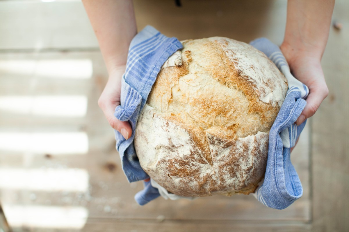 Making Home Baked Bread is Easy with a Breadmaker! IMAGE Licensed CC0 by the author.