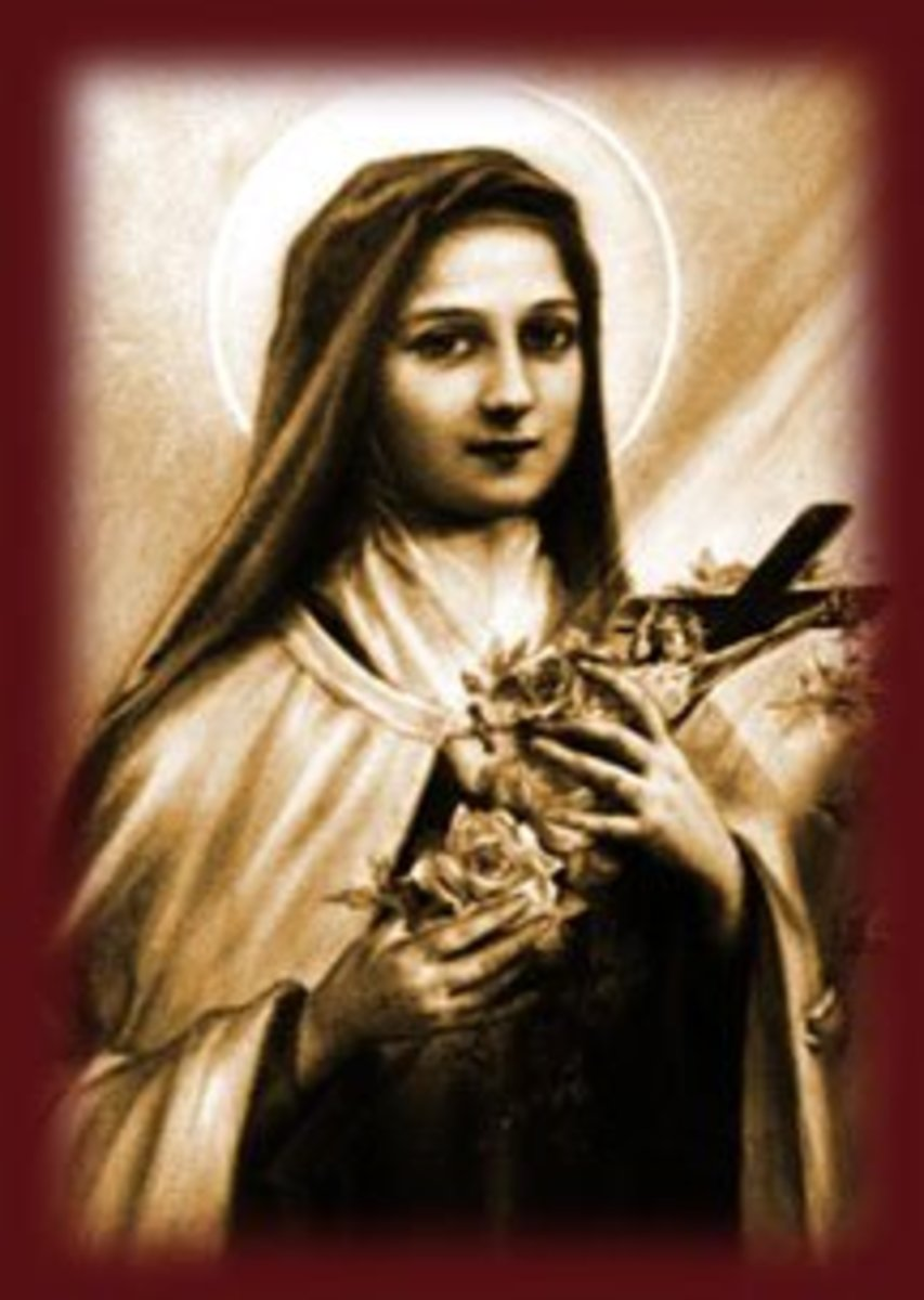 Novena to St. Therese (Theresa), the Little Flower