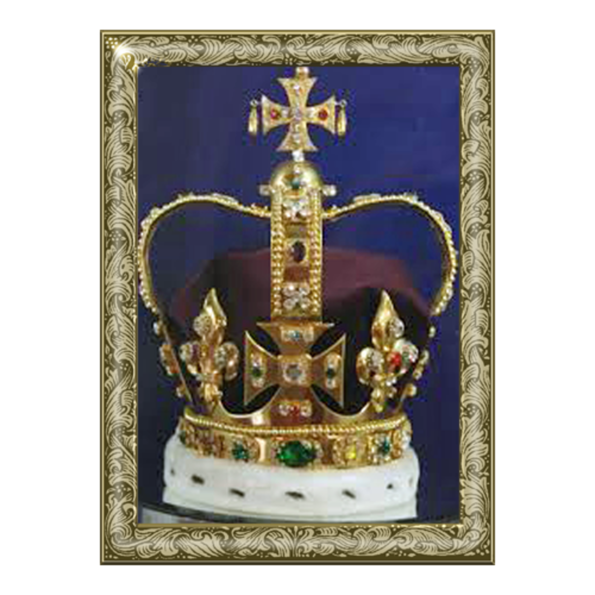 St  Edward's Crown  Crown Jewels of the United Kingdom