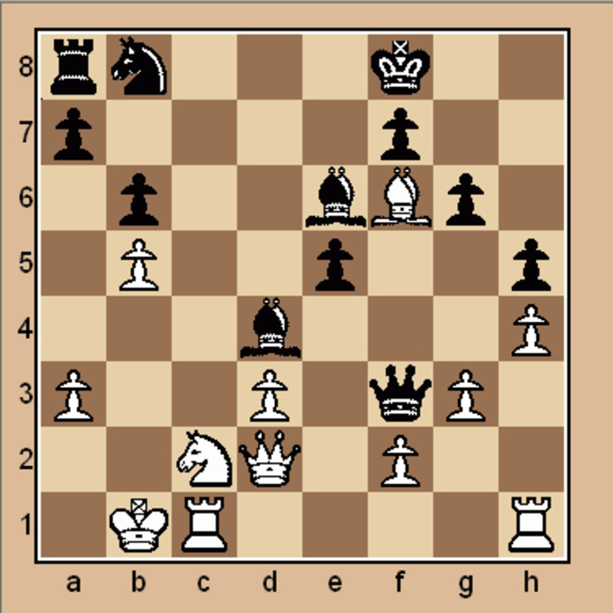 Please scroll down to see the mate in 3 chess puzzles.